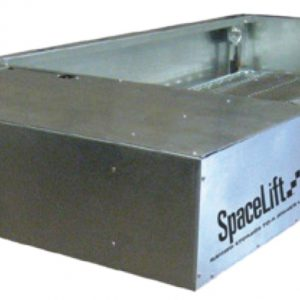 SpaceLift frame ¾ side view
