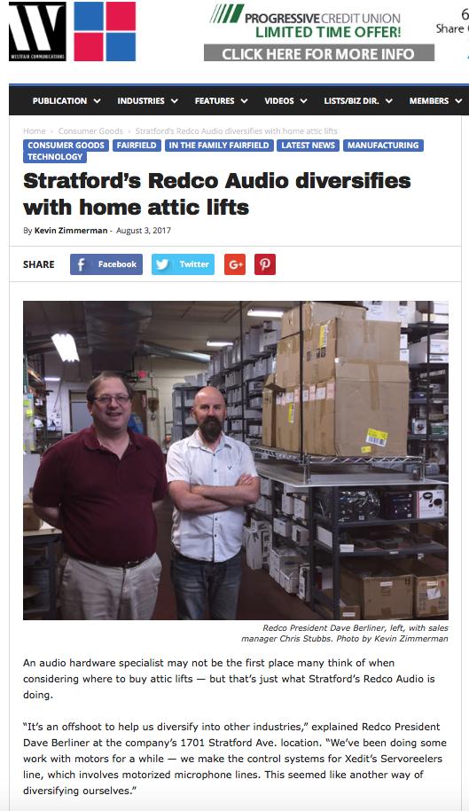 Westfair Article